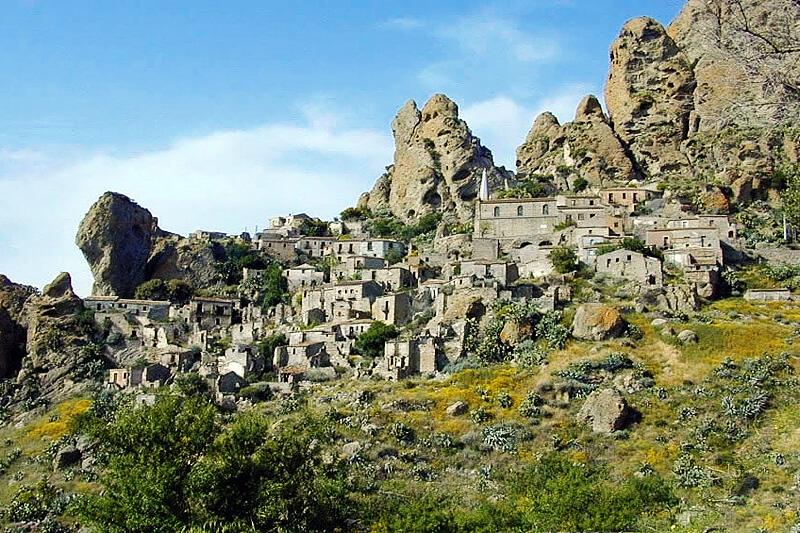 Oli della Calabria