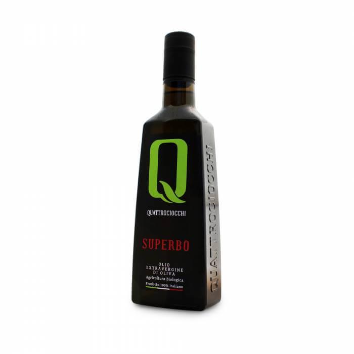 """Olio extravergine di oliva """"Superbo"""""""