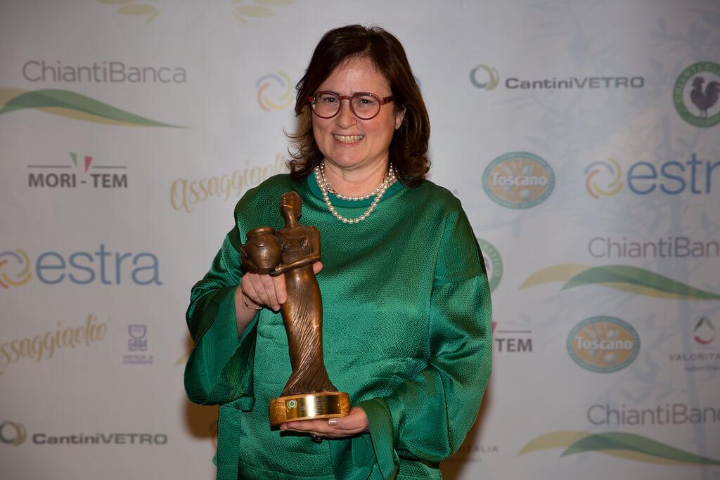 Antonella Titone, patron dell'omonima azienda vincitrice del Premio Il Magnifico 2019