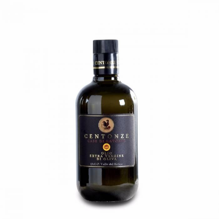"""Olio extravergine di oliva Valle del Belice """"Case di Latomie"""""""