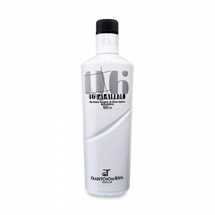 """L'olio extravergine di oliva """"46° Parallelo"""""""