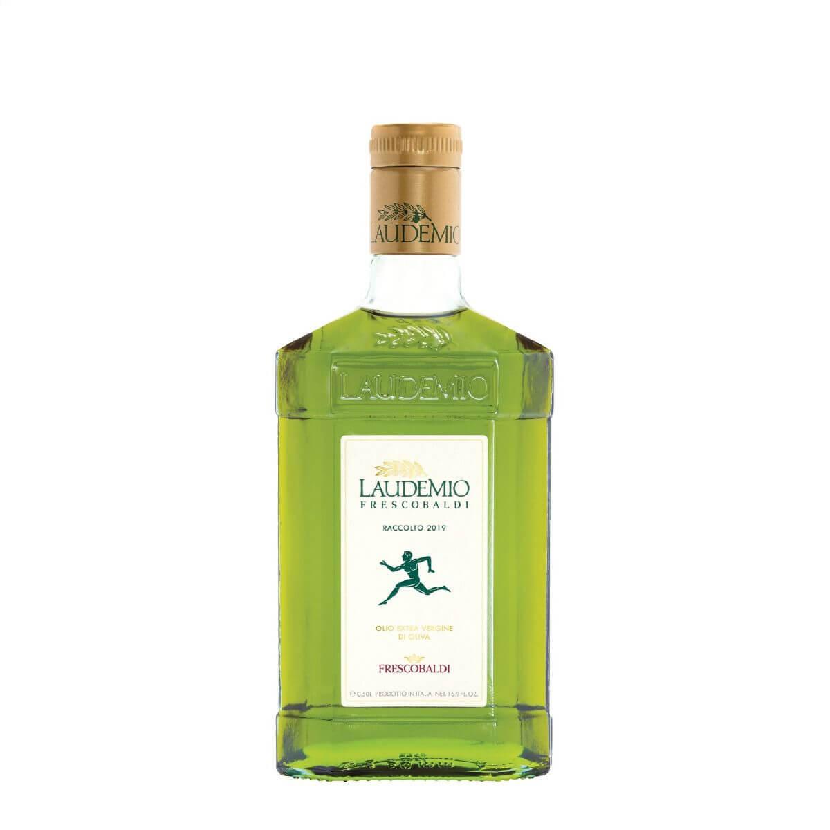 L'olio extravergine di oliva Laudemio Frescobaldi