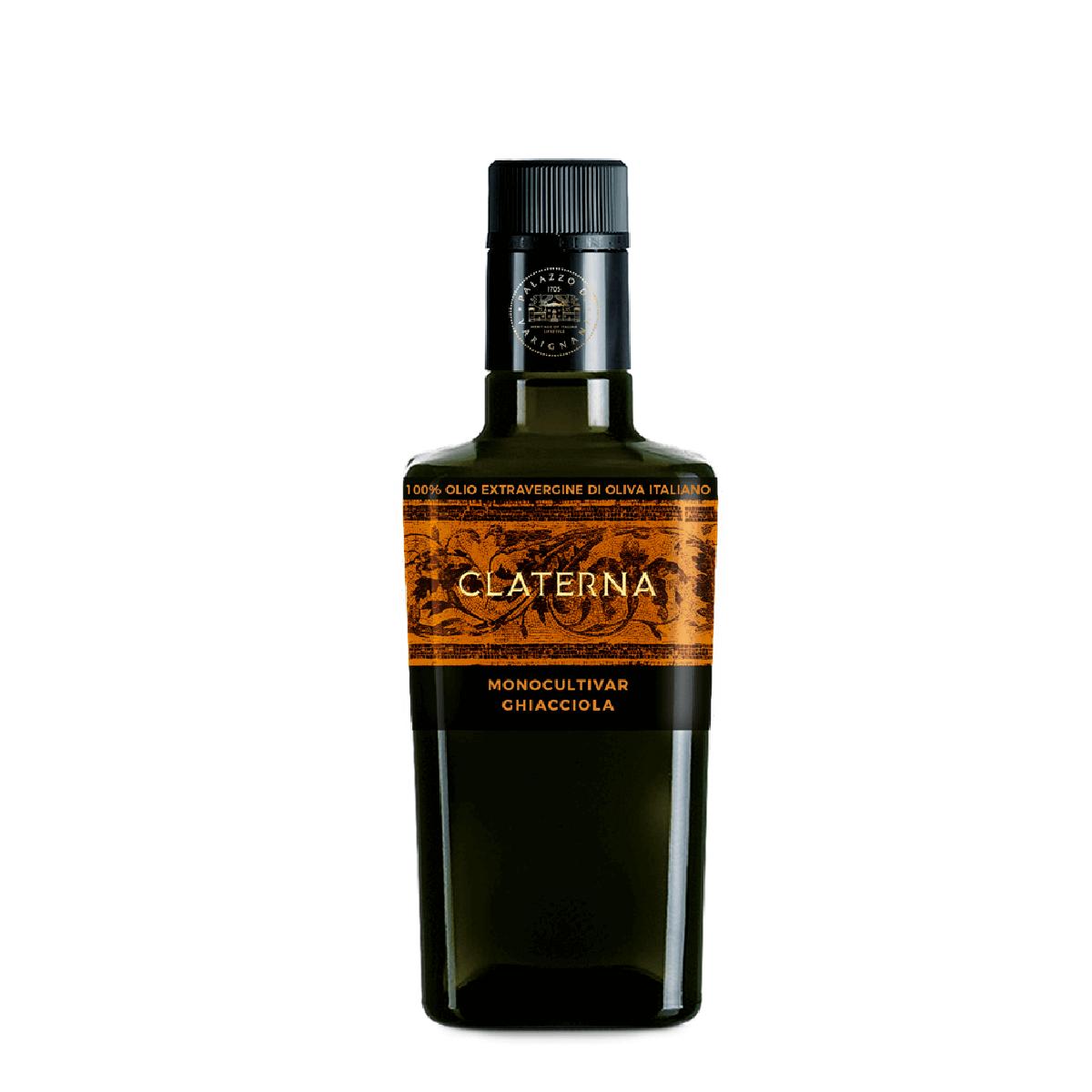 """Olio extravergine di oliva """"Claterna"""" Ghiacciola"""