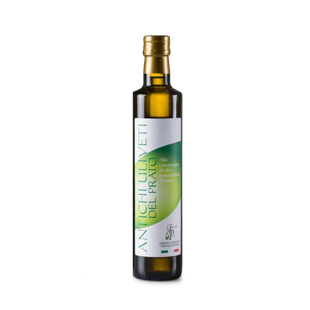 "Olio extravergine di oliva ""Antichi Uliveti del Prato"""