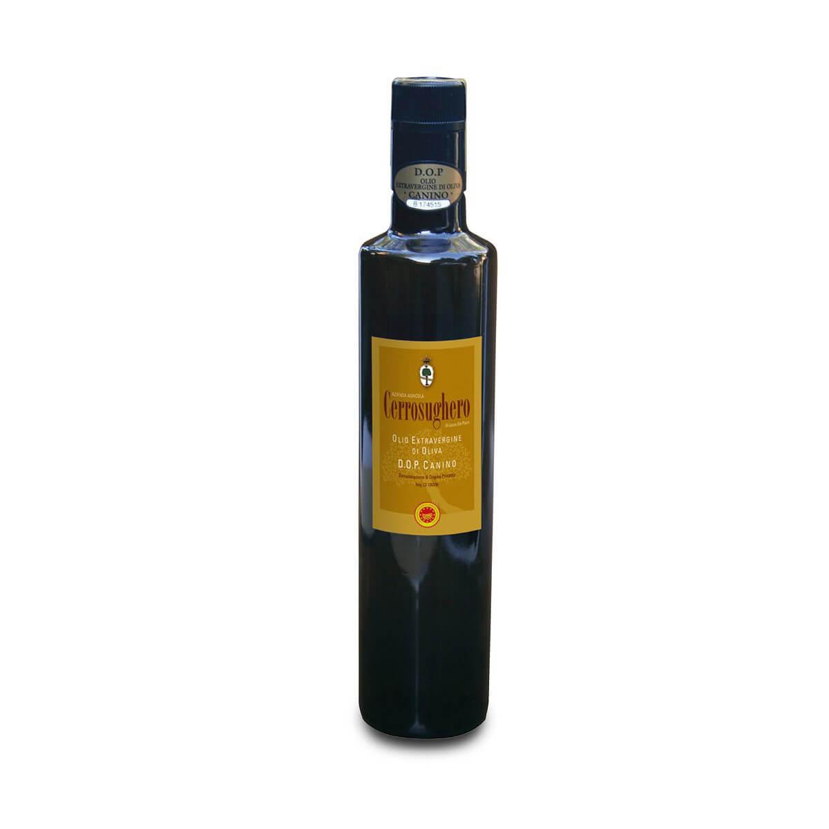 Olio extravergine di oliva Canino