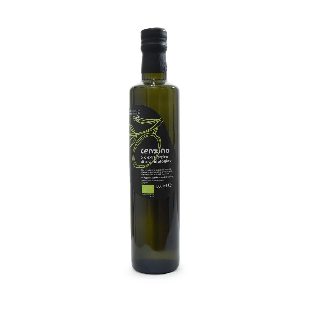 "Olio extravergine di oliva ""Cenzino"" Coratina"