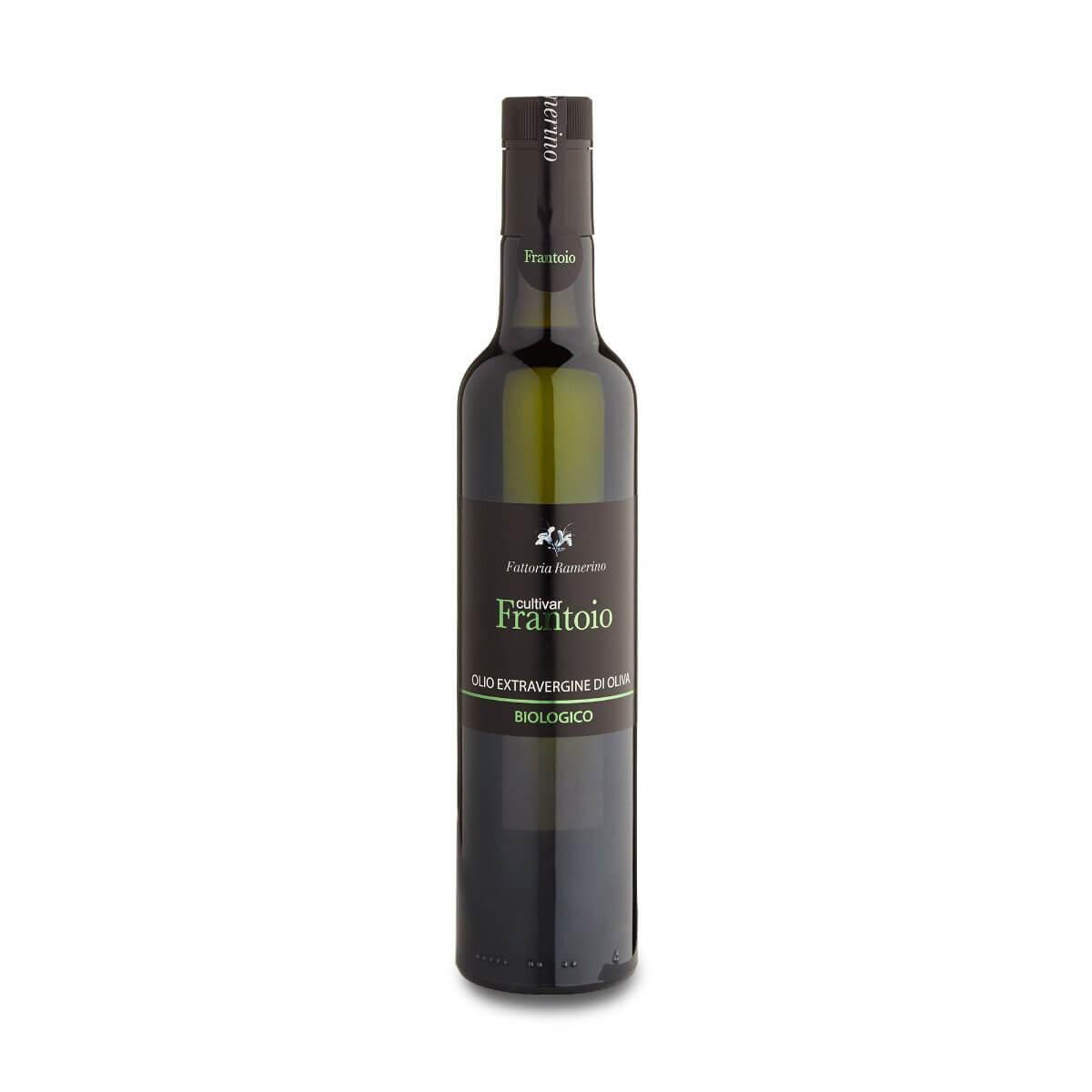 Olio extravergine di oliva Frantoio