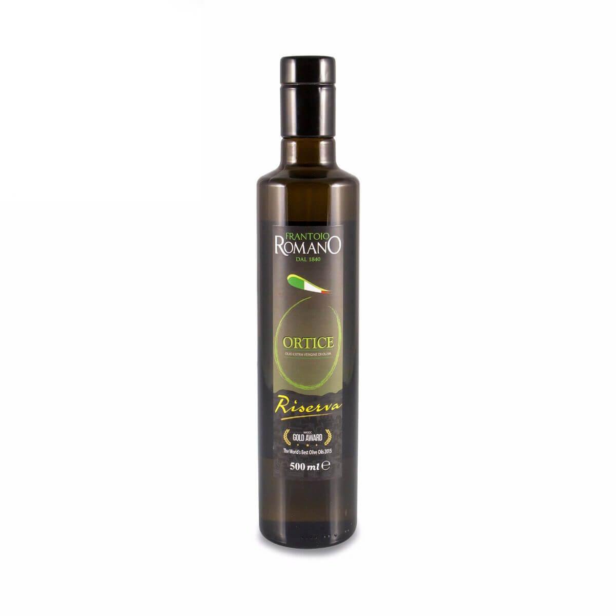 Olio extravergine di oliva Riserva