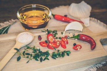 Olio al peperoncino