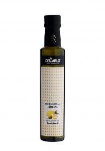 olio al limone de carlo